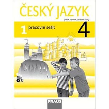 Český jazyk 4/1 pracovní sešit: pro 4. ročník ZŠ (978-80-7238-935-3)
