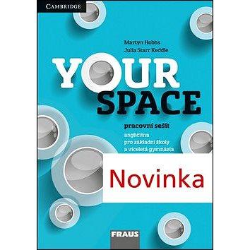 Your Space 2 Pracovní sešit: Angličtina pro zákaldní školy a víceletá gymnázia (978-80-7489-019-2)