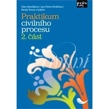 Praktikum civilního procesu (978-80-7502-086-4)