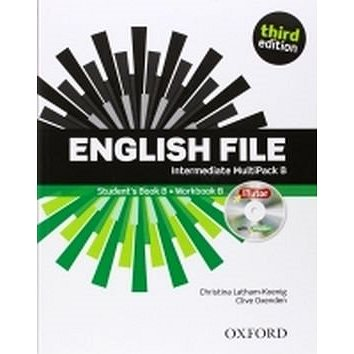 English File Intermediate Multipack B 3.e. (9780194520492)