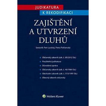 Judikatura k rekodifikaci Zajištění a utvrzení dluhů (978-80-7478-905-2)