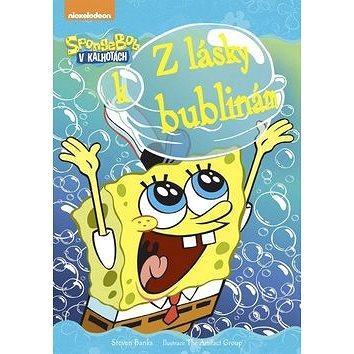 SpongeBob Z lásky k bublinám (978-80-264-0849-9)