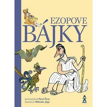 Ezopove bájky (978-80-8124-071-3)