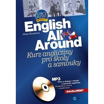 English All Around: Kurz angličtiny pro školy a samouky + CD MP3 (978-80-266-0818-9)