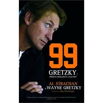 99 Gretzky: Příběh hokejové legendy (978-80-89311-62-0)