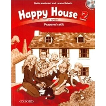 Happy House 3rd Edition 2 Pracovní sešit s poslechovým CD (9780194751155)