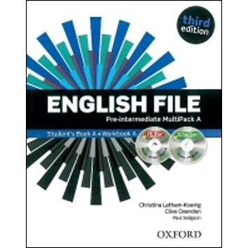 English File Third Edition Pre-intermediate Multipack A (9780194598682)