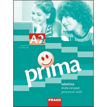 Prima A2/díl 4 Pracovní sešit: Němčina druhý cizí jazyk (978-80-7238-759-5)