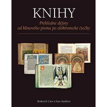 Knihy: Přehledné dějiny od klínového písma po elektronické čtečky (978-80-7529-021-2)