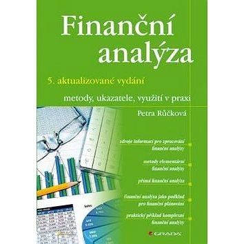 Finanční analýza: 5. aktualizované vydání; metody, ukazatele, využití v praxi (978-80-247-5534-2)