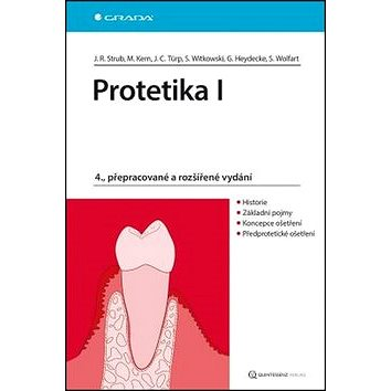 Protetika I (978-80-247-5260-0)