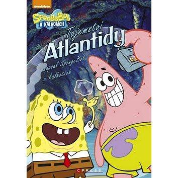 SpongeBob Tajemství Atlantidy (978-80-264-0864-2)