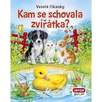 Kam se schovala zvířátka? (978-80-7240-978-5)
