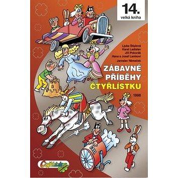 Zábavné příběhy Čtyřlístku (978-80-87849-16-3)