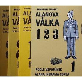Alanova válka 1-3 BOX: Podle vzpomínek Alana Ingrama Copea (978-80-87596-85-2)