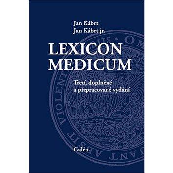 Lexicon medicum (978-80-7492-200-8)