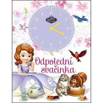 Sofie První Odpolední svačinka: kniha s hodinami (978-80-252-3439-6)