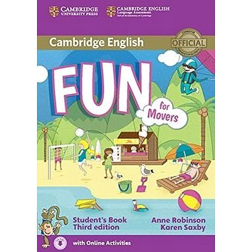 Fun for Movers Student´s Book: Third edition; with online activities (9781107444782)
