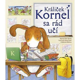 Králiček Kornel sa rád učí (978-80-8107-932-0)