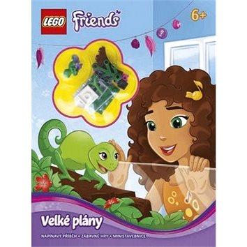 LEGO Friends Velké plány (978-80-251-4574-6)