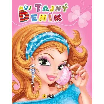 Můj tajný deník: Zábavné čtení pro holky (978-80-7371-814-5)