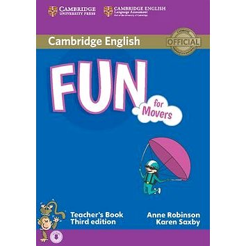 Fun for Movers Teacher's Book: Third edition (9781107444805)