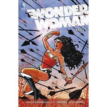 Wonder Woman Krev (978-80-7507-514-7)
