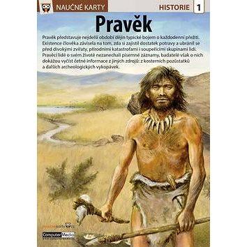 Naučné karty Pravěk (978-80-7402-182-4)