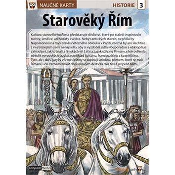 Naučné karty Starověký Řím (978-80-7402-183-1)