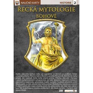 Naučné karty Řecká mytologie: Bohové (978-80-7402-184-8)