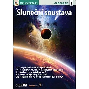 Naučné karty Sluneční soustava (978-80-7402-187-9)
