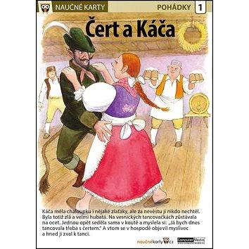 Naučné karty Čert a Káča (978-80-7402-195-4)