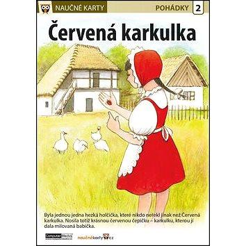 Naučné karty Červená Karkulka (978-80-7402-196-1)