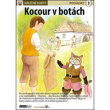 Naučné karty Kocour v botách (978-80-7402-197-8)