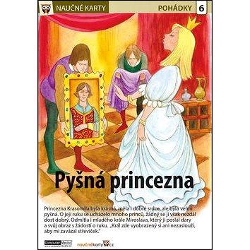 Naučné karty Pyšná princezna (978-80-7402-200-5)