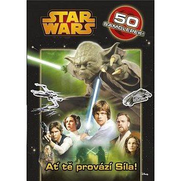 STAR WARS Ať tě provází Síla!: 50 samolepek (978-80-264-0934-2)