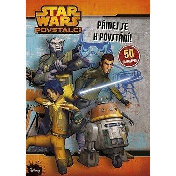 STAR WARS Povstalci Přidej se k povstání!: 50 samolepek (978-80-264-0935-9)