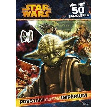 STAR WARS Povstání kontra Impérium: Více než 50 samolepek (978-80-264-0936-6)