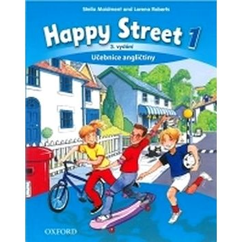 Happy Street 3rd Edition 1 Učebnice (9780194751308)