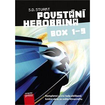 Povstání Herobrina 1-9 BOX: BOX 1-9 (978-80-251-4600-2)