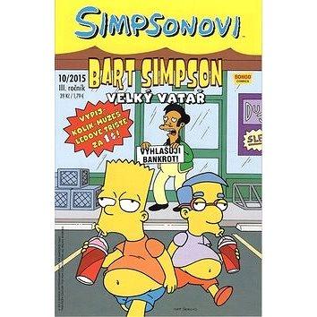 Bart Simpson Velký vatař: 42278 (9786660075268)