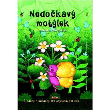 Nedočkavý motýlek: Říkanky a hádanky pro nejmenší dětičky (978-80-88068-07-5)
