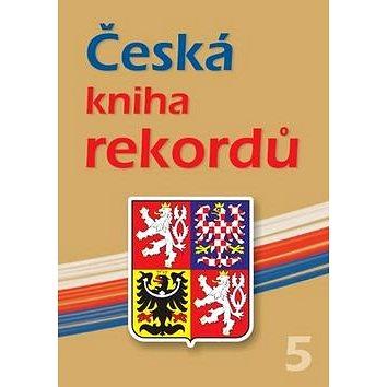 Česká kniha rekordů V. (978-80-904428-4-9)