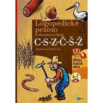Logopedické pexeso C-S-Z-Č-Š-Ž: a obrázkové čtení 4-7 let (978-80-266-0849-3)
