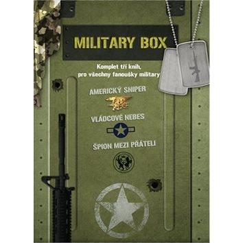 Military 1-3 BOX: Komplet tří knih, pro všechny fanoušky military (978-80-264-0892-5)