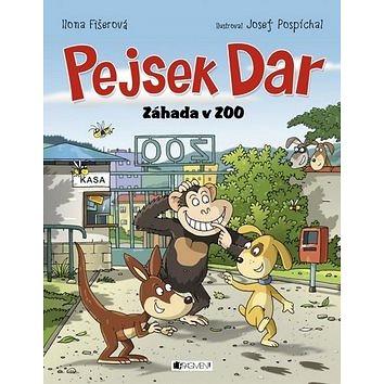 Pejsek Dar Záhada v ZOO (978-80-253-2533-9)