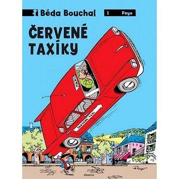 Béda Bouchal 1 Červené taxíky (978-80-00-04095-0)