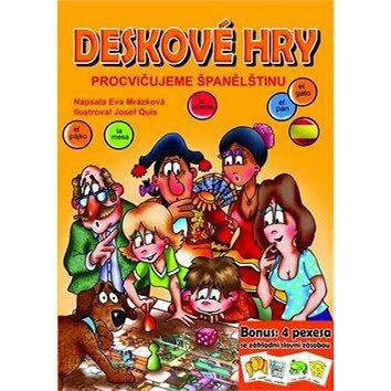 Deskové hry Procvičujeme španělštinu: Bonus: 4 pexesa se základí slovní zásobou (978-80-266-0840-0)