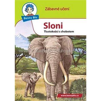 Benny Blu Sloni: Tlustokožci s chobotem (978-80-87223-89-5)