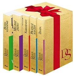 Vánoční komplet Daniele Steel BOX: Hotel Vendome, Milovat znovu, Přátelé navždy, Zrada (978-80-249-2964-4)